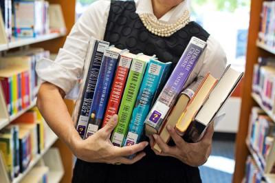 Bibliotheekbezoek op afspraak
