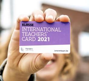 lerarenkaart 2021